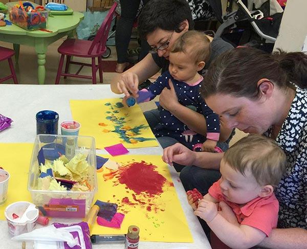 Tots and Babies Program